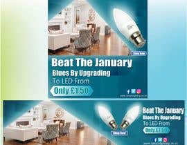 #48 for Email Banner needed for Lighting Retailer by marfi644555