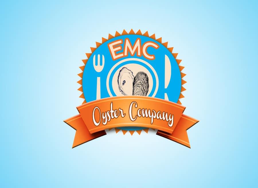"""Intrarea #493 pentru concursul """"Logo Design for EMC Oyster Company"""""""