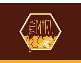 #126 para Design a logo for a Honey brand- Diseñar un logo para una marca de miel de bor23