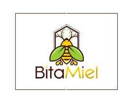 #85 para Design a logo for a Honey brand- Diseñar un logo para una marca de miel de rusbelyscastillo