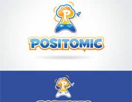 theocracy7 tarafından Design a Logo for Posatomic Games için no 55