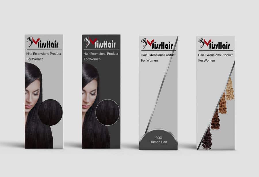 Entry 45 By Khuramsmd For International Hair Extension Brand Miss