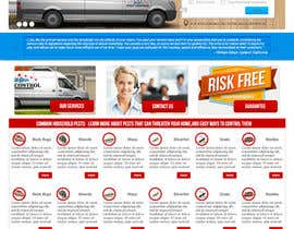 #17 para Website Design for All Star Pest Control por abatastudio