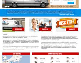 #25 para Website Design for All Star Pest Control por abatastudio