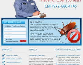 #33 para Website Design for All Star Pest Control por datagrabbers