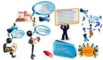 "Graphic Design for ""how we accomplish our mission"" of www.knowvigrxplusbetter.com için Graphic Design33 No.lu Yarışma Girdisi"
