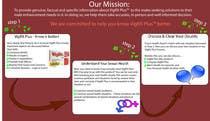 "Graphic Design for ""how we accomplish our mission"" of www.knowvigrxplusbetter.com için Graphic Design7 No.lu Yarışma Girdisi"