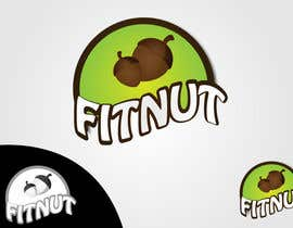 #194 para Logo Design for Cool Nut/Fit Nut por akshaydesai