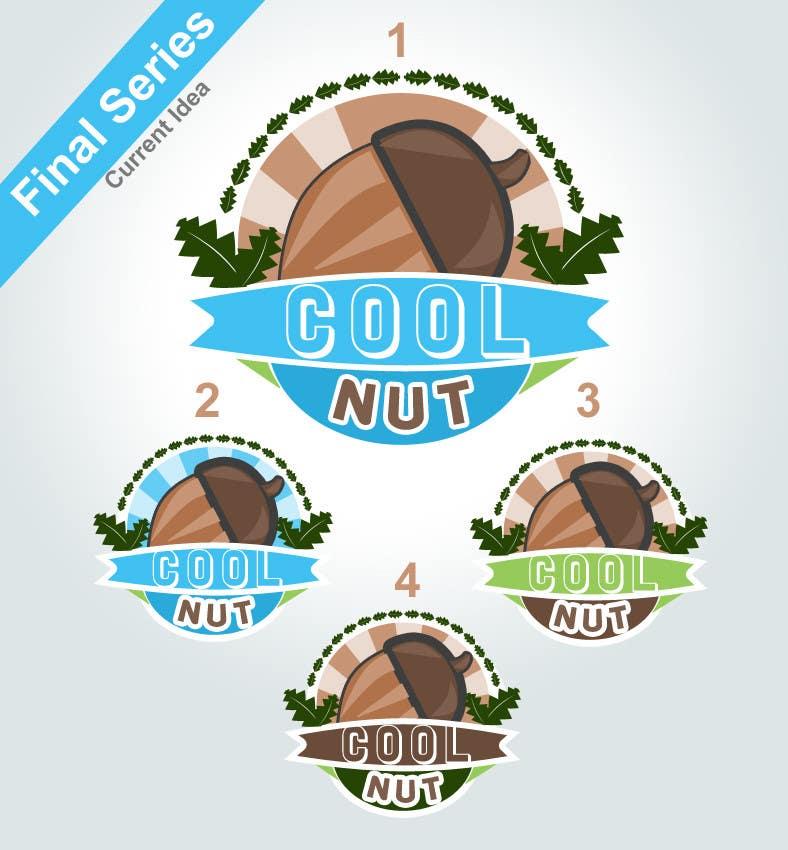 """Intrarea #123 pentru concursul """"Logo Design for Cool Nut/Fit Nut"""""""