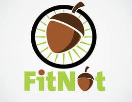 #148 para Logo Design for Cool Nut/Fit Nut por MotazAj
