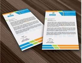 #56 for Design a Letter head including New Logo. by rihanruz