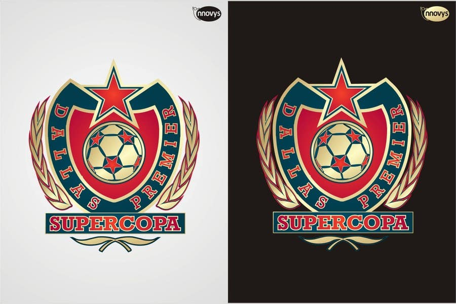 #311 for Logo Design for Dallas Premier Supercopa by innovys