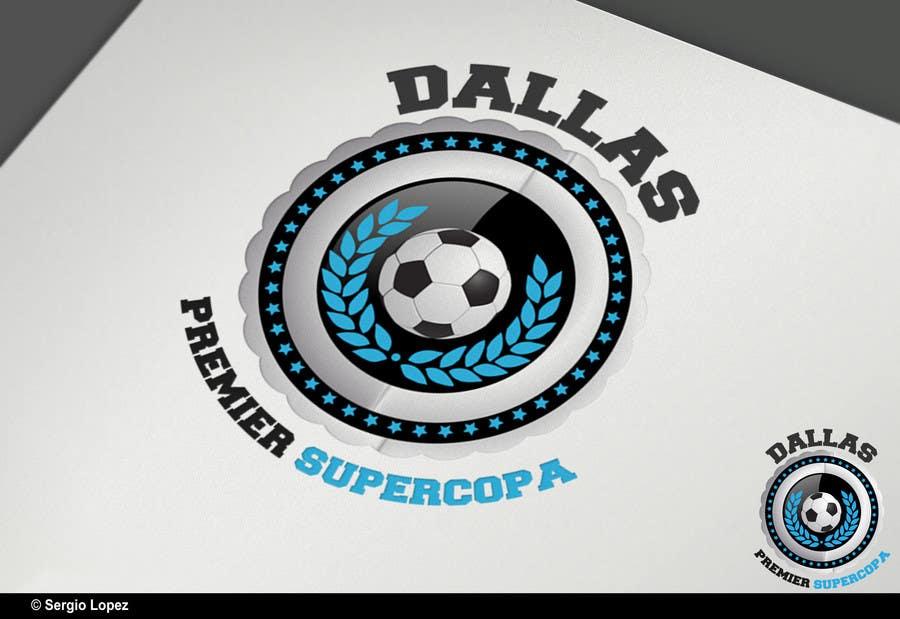 #90 for Logo Design for Dallas Premier Supercopa by SergioLopez
