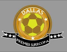 #395 untuk Logo Design for Dallas Premier Supercopa oleh creativeblack