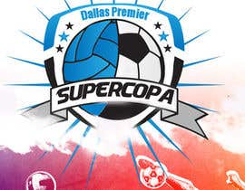 #397 for Logo Design for Dallas Premier Supercopa af Diaatif
