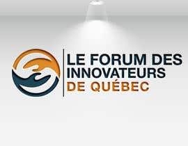alexjin0 tarafından Conception d'un logo pour le Forum des Innovateurs de Québec için no 65