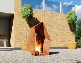 #25 untuk Exterior 3D modelling of FIRE - the first of many projects oleh fb5a5b33f8bdbe9