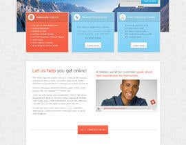 #30 para Website Design for Webizo (Webizo.com) por andrewnickell