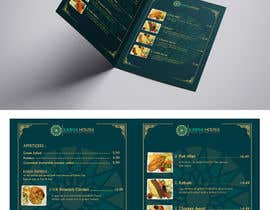 #36 for Menu for Kabsa House by irfannosh