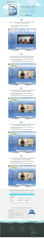 Inscrição nº                                         11                                      do Concurso para                                         Website Design for www.ultimatetyping.com