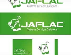 #407 for Logo Design for JAFLAC Systerms Services Solutions af jummachangezi