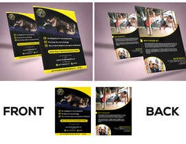 #2 for Double Sided Flyer For Personal Training Business and Studio by Louiegi