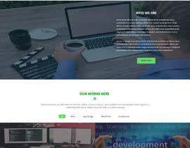 nº 10 pour Design a Website Mockup par dofemila