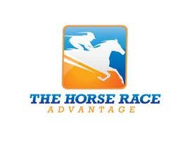 #274 για Logo Design for The Horse Race Advantage από taks0not