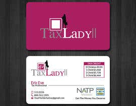 #39 for Design some Tax Company Business Cards (Double Sided) by papri802030