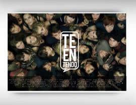 #325 for Logo Design - Teentendo by gilopez