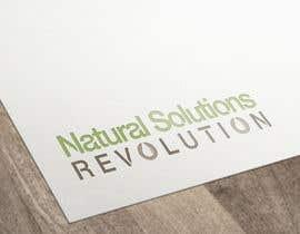 #21 cho Design a Logo for Natural Solutions Revolution bởi vladspataroiu