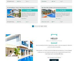 nº 6 pour Logo and web site design for Real Estate in Turkey par chiqueylim
