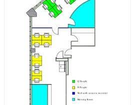 #38 for Architecture Design for Freelancer.com Office af tetrabid247