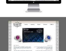 #76 for Design web page by ReneHuber