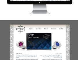 #76 untuk Design web page oleh ReneHuber