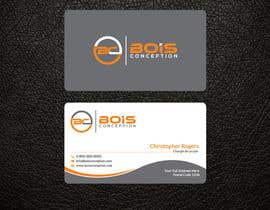 #16 for Design some Business Cards for BOIS CONCEPTION by patitbiswas