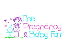 #2 for The Pregnancy & Baby Fair Logo by resca1988