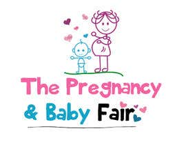 #19 for The Pregnancy & Baby Fair Logo by resca1988