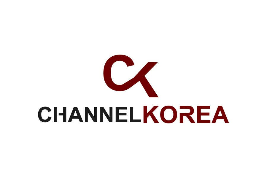 Contest Entry #5 for Desain Logo Website Channel korea