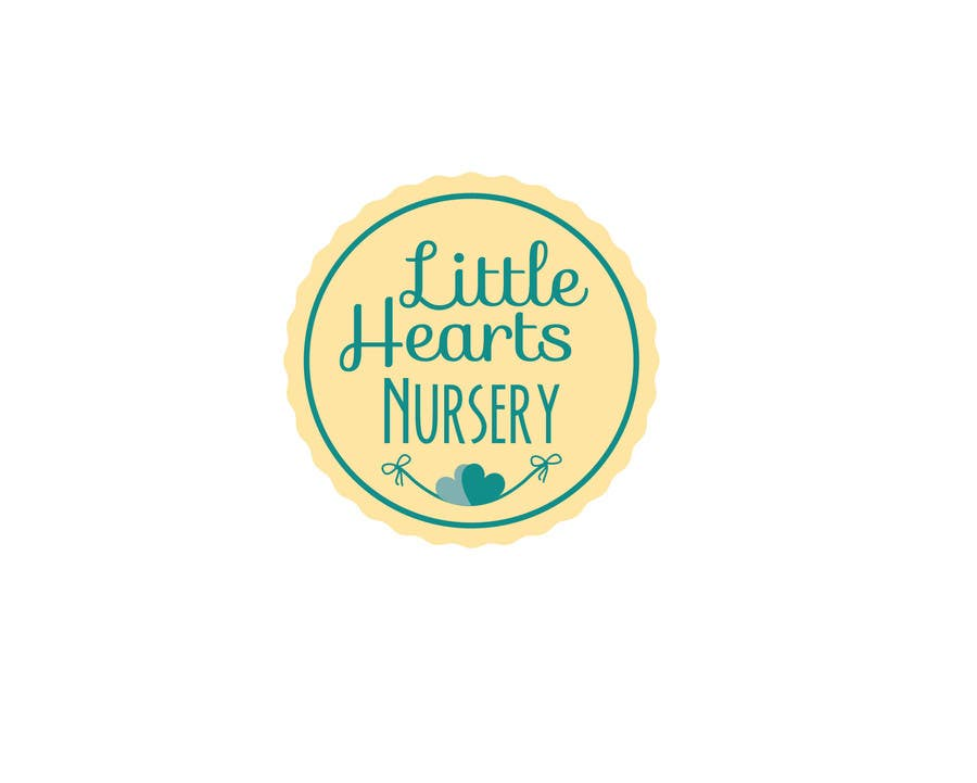 Little Hearts Nursery Logo