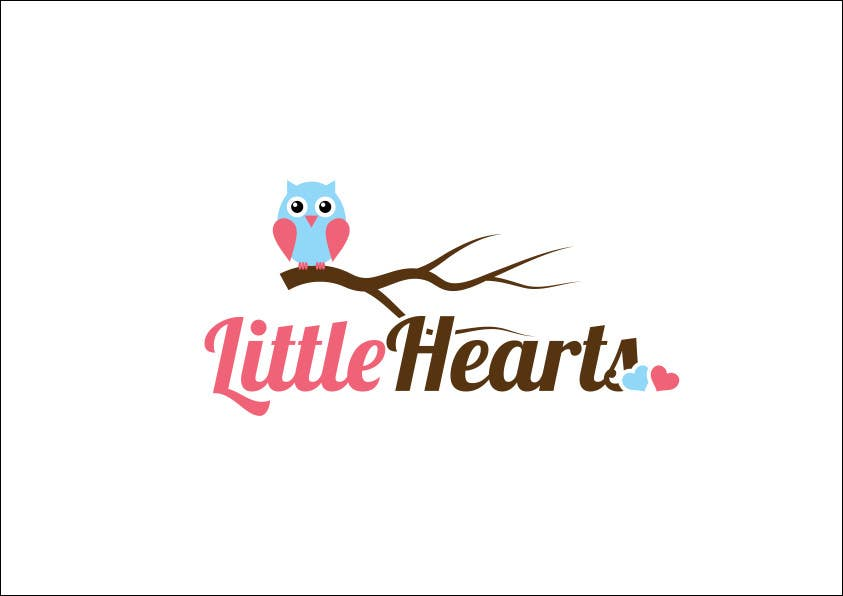 Contest Entry 11 For Little Hearts Nursery Logo