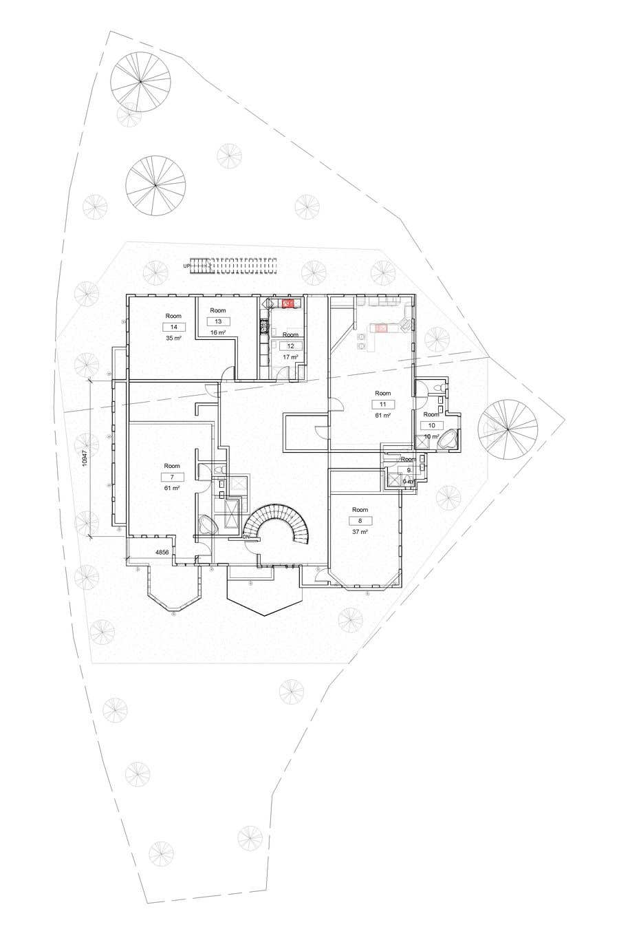 Entry #79 by benyamabay for House and Landscaping ... on interior design board layout, interior design plan view, interior design flowchart, interior design block diagram,
