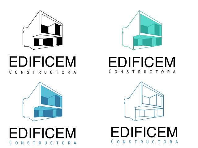 Конкурсная заявка №138 для Diseño de logotipo constructora MX