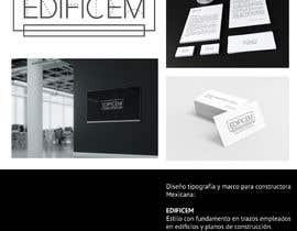 #98 для Diseño de logotipo constructora MX от adriatm