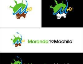 #24 para Projetar um Logo for Morando na Mochila (travel blog) por BuDesign
