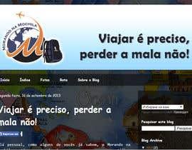 #47 para Projetar um Logo for Morando na Mochila (travel blog) por BuDesign