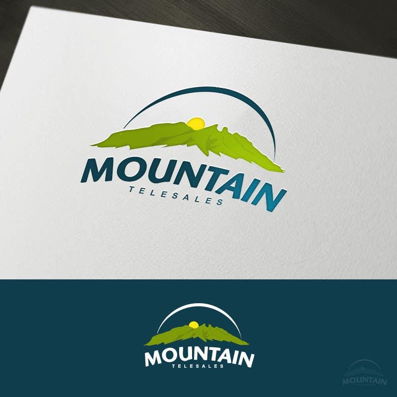Penyertaan Peraduan #                                        9                                      untuk                                         Mountain TeleSales Logo