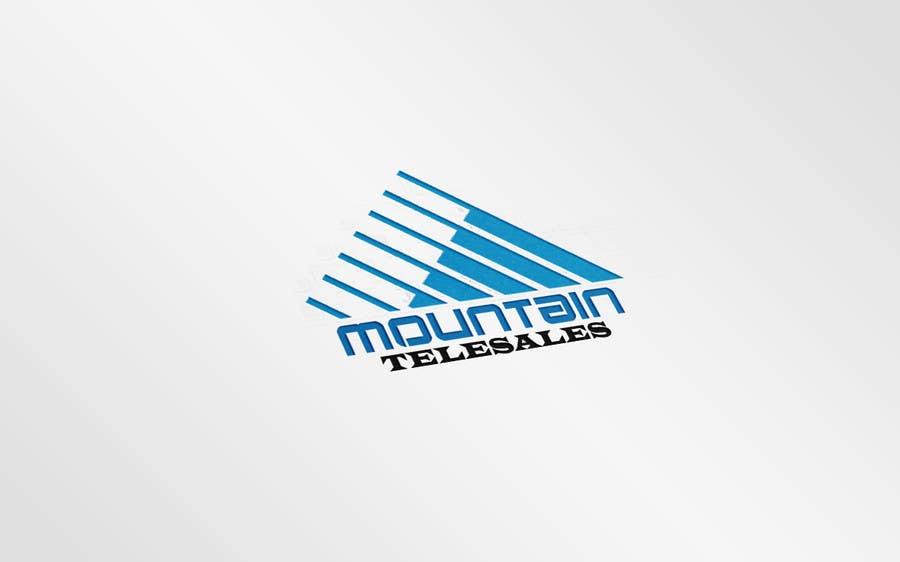 Penyertaan Peraduan #                                        6                                      untuk                                         Mountain TeleSales Logo