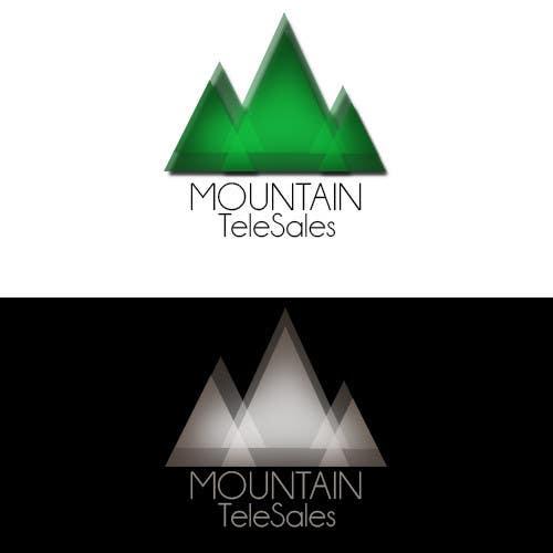 Penyertaan Peraduan #                                        23                                      untuk                                         Mountain TeleSales Logo