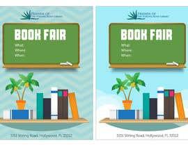 #11 untuk Design a Flyer for Friends of the Library oleh grafiktopia